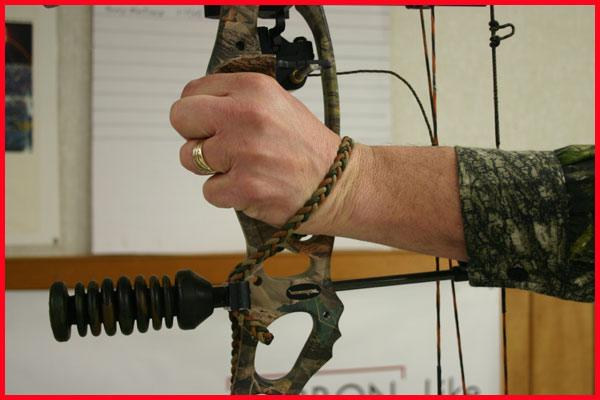 how to install a bow sling pic 2