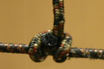 tying a dloop