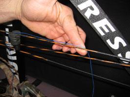 archery knots 1