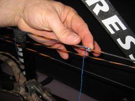 archery knot 2