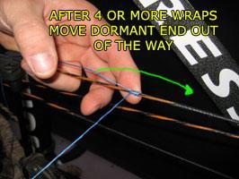 archery knot 3