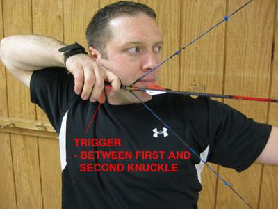 release trigger archery