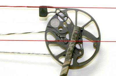 timing a bow mathews switchback