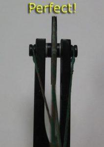 compound bow yoke tuning
