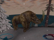 ice age hunting game