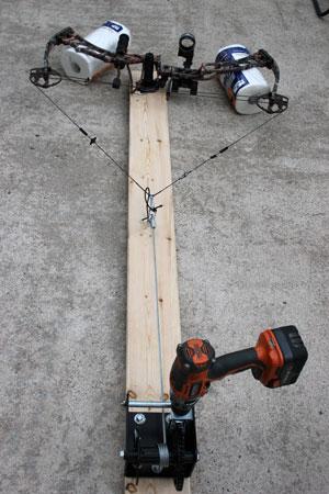 Archery Draw Board