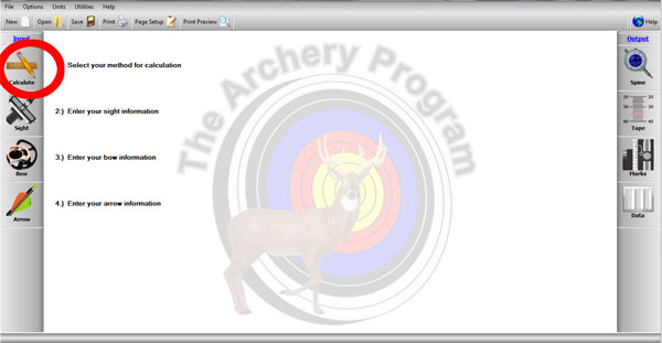 the archery program pro