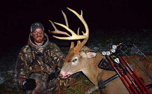 iowa deer hunting