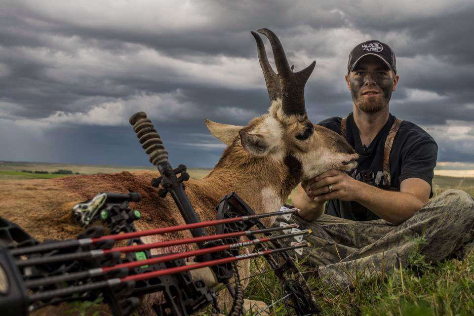 antelope hunting brennen nading