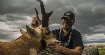 antelope brennen nading