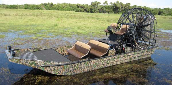 bowfishing boats