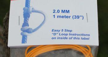 BCY D Loop Rope