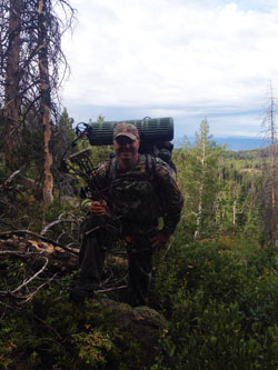 public elk hunting in colorado