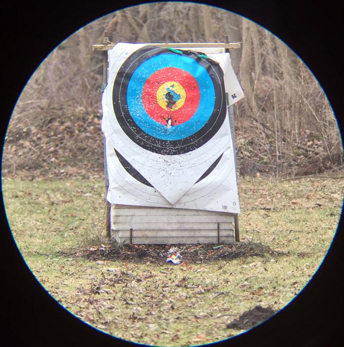 kenai target 100 yards