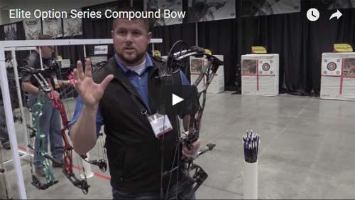 elite option compound bow