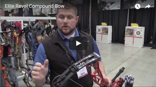 elite revol compound bow