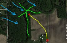 hunting tips google earth