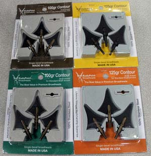 kudo point broadheads