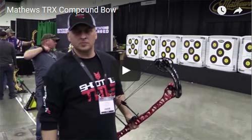 mathews trx compound bow