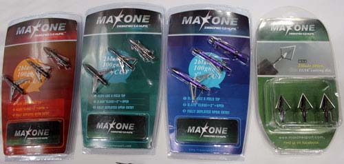 max one broadheads