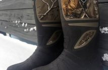 pursuit shadow pull-on hunting boots