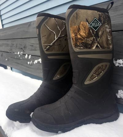 knee high hunting boots