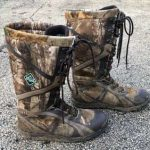 muck boots pursuit shadow tall boots
