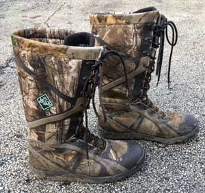 92ef7e5841be4f Muck Boots Pursuit Shadow Tall Hunting Boot Review