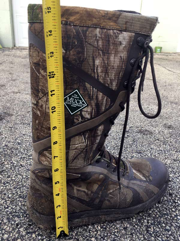 muck boot company pursuit shadow tall