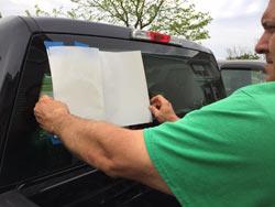 peel back contact paper