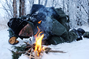 hypothermia hunting safety
