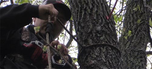 hunting lifeline