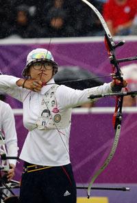 individual archery olympics