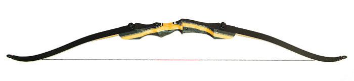 pse nighthawk recurve bow