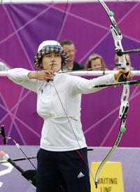 olympic archery recurve