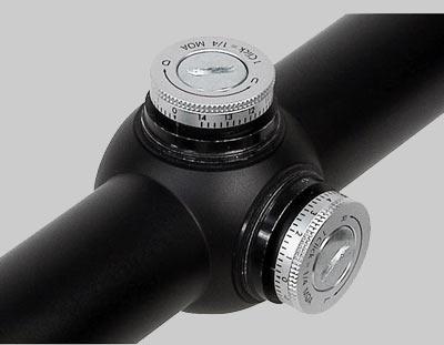 adjusting windage scope