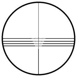 hawke optics xb map crossbow scope reticle