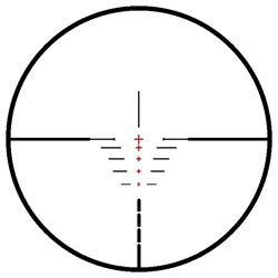 hawke scope reticle