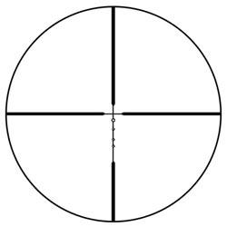 nikon bolt xr crossbow scope reticle