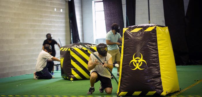 Archery Tag – What Paintballers Play When They Become Men