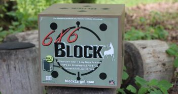 Block 6×6 Archery Target Review [images, videos, testing]