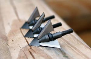 3 styles of exodus broadheads