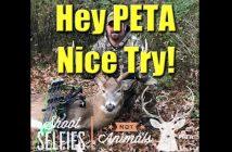 peta backfire hunters