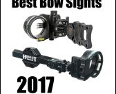Best Bow Sights for 2017 – Multi-Pin and Single-Pin Sights for Your Hunting Bow