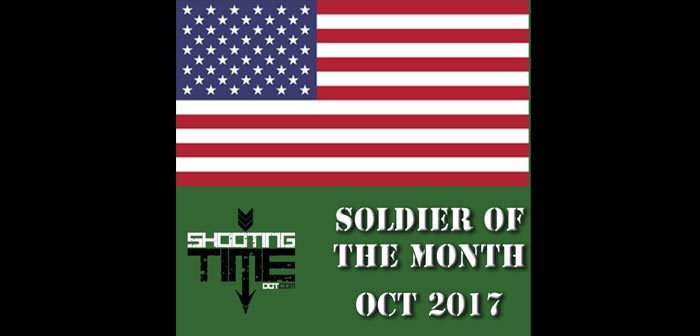Soldier of the Month – Joe Hilger