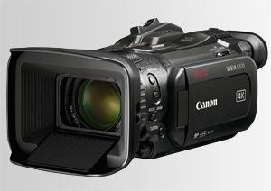 canon vixia gx 10