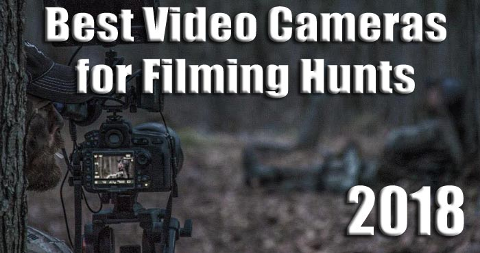9b3cf5c1827 The Best Video Cameras for Hunting 2019