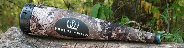 wild frenzy bugle tube