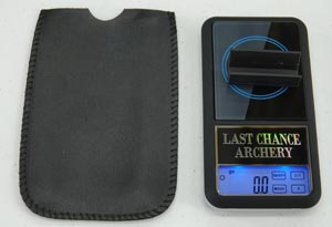 last chance archery pro grain scale