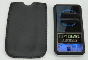 last chance archery pro grain scale
